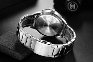 men's watches steel band men's watches