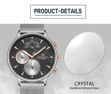 Load image into Gallery viewer, Men's Watch 6 Hand Multifunctional Waterproof Quartz