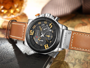 Men's Watch  Leisure Belt Watch