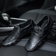 Load image into Gallery viewer, Men Octopus British Leather Casual shoes