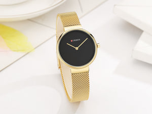 Women's Watch Waterproof Steel Strap Quartz Watch Fashion Women's Watch