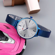 Load image into Gallery viewer, Women's Watch Quartz Steel Strap Women's Watch