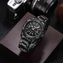 Load image into Gallery viewer, Men's Watches Multifunctional Quartz Belt Watch