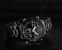 Load image into Gallery viewer, Men's Watches Sport Electronic Watch Waterproof Quartz