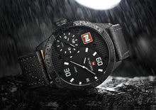 Load image into Gallery viewer, Men's Watches Men's Calendars Men's Leather Straps Men's