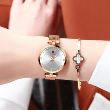Load image into Gallery viewer, Women's Watch Fashion Casual Women's Watch Waterproof Quartz Watch