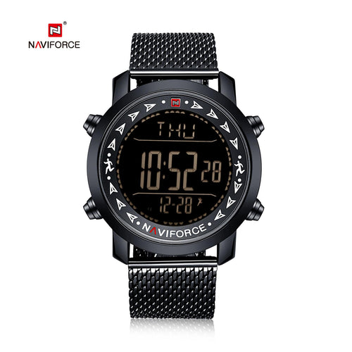 Men's Watch Waterproof Quartz Digital Watch
