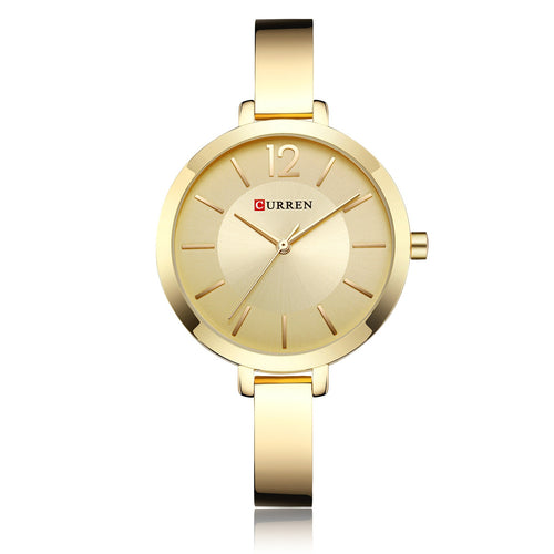 Women's Watch Waterproof Quartz Steel Strips Women's Watch