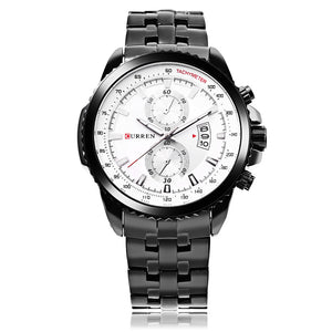 Men's Watches Alloy Men's Single Calendar Watches