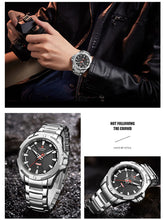 Load image into Gallery viewer, Men's Watches Waterproof Quartz