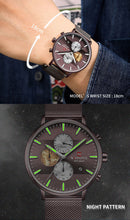 Load image into Gallery viewer, Men's Webbing Watches Camouflage Strap Men's Watches