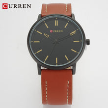 Load image into Gallery viewer, Men's Watch Belt Men's Watch Casual Business Waterproof Quartz Watch