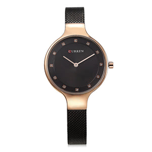 Women's Watches Steel band quartz watches