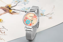 Load image into Gallery viewer, Women's Watch Webbing Watch Waterproof Quartz