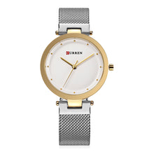 Load image into Gallery viewer, Women's Watch Steel Band Waterproof Quartz Watch