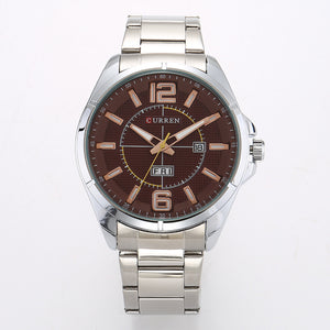 Men's Steel Strap Men's Watch