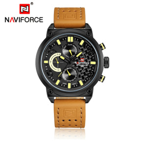 Men's Belt Quartz Watch Waterproof Casual Men's Watch