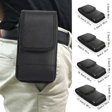 Load image into Gallery viewer, Men Mobile Phone Carrying Belt Clip Holster Case
