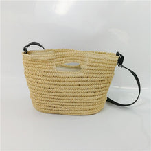 Load image into Gallery viewer, New Rope Crochet Handbag