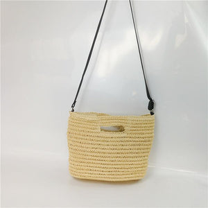 New Rope Crochet Handbag