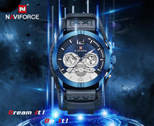 Load image into Gallery viewer, Men's Watches Multifunctional 6 Hand Men's Watch