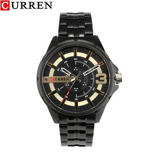 Men's watch waterproof quartz watch