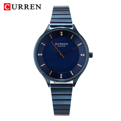 Women's steel band watches Women's fashion watches