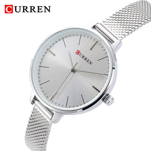 Women's Watch Quartz Steel Strap Women's Watch
