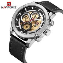 Load image into Gallery viewer, Men's Watch Waterproof Quartz Belt Watch