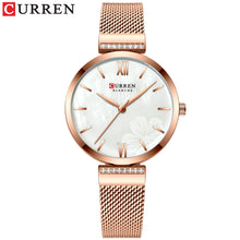 Load image into Gallery viewer, Women's Watch Waterproof Quartz Webbing Watches Fashion Watch