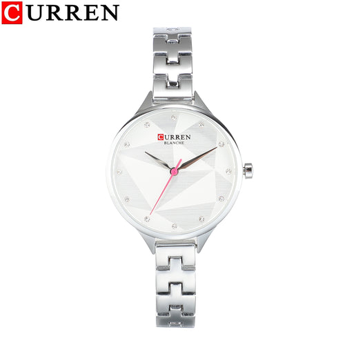 Women's Watches Belt Watches Fashion Women's Watches Steel Waterproof Quartz Watches