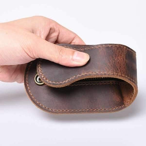 Men Multi-Tool Coin Purse Outdoor Self-Defense Wallets