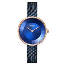 Load image into Gallery viewer, Women's Watches Women's Mesh Strap Watch Waterproof Quartz