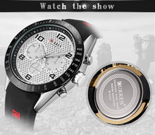 Load image into Gallery viewer, Men's watches Men's watches with rubber straps