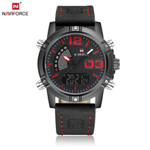 Load image into Gallery viewer, Men's Watches Double movement waterproof electronic watch