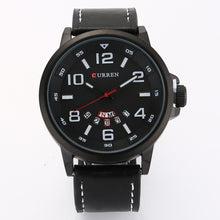 Load image into Gallery viewer, Men's watch double calendar Quartz Waterproof Watch