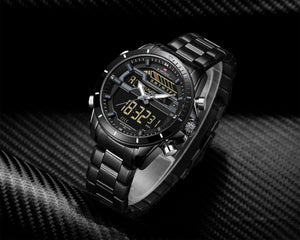 Men's Watches Sport Electronic Watch Waterproof Quartz