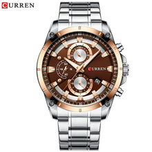 Load image into Gallery viewer, Men's watch - multi-purpose six-pin calendar business watch