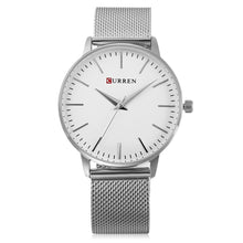 Load image into Gallery viewer, Women's Watch Waterproof Quartz Steel Band Women's Fashion Casual Watch