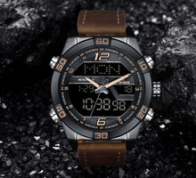 Load image into Gallery viewer, Men's watches LED electronic watches