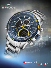 Load image into Gallery viewer, Men's Watch Waterproof Quartz Watch Fashion & Sport