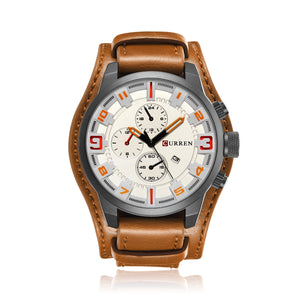 Men's Watches Waterproof Calendar Watch Quartz Men's Watches