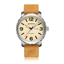 Load image into Gallery viewer, Men's Quartz Watches Calendar Men's Watches