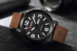 Men's Quartz Watches Calendar Men's Watches