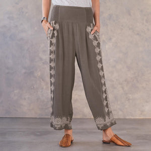Casual Plus Size Loose Pants