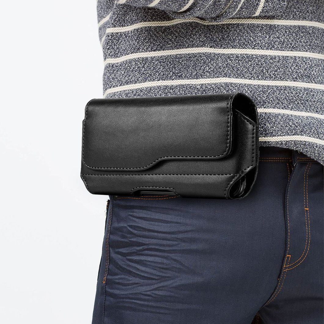 Men's Universal Phone Pouch Belt Clip Waist Bag