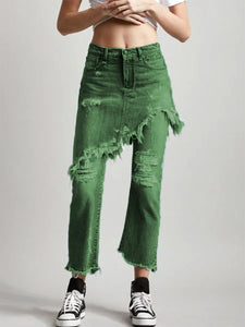 Women Casual Denim Pants