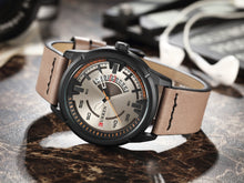 Load image into Gallery viewer, Men's watches   -belts watches