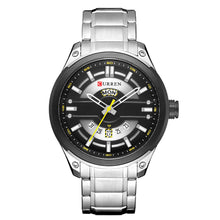 Load image into Gallery viewer, Men's watch calendar week watch men's watch