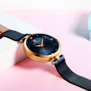 Women's Watch Fashion Casual Women's Watch Waterproof Quartz Watch